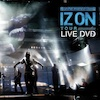 Album Cover: IZ ON Tour Live DVD, Söhne Mannheims